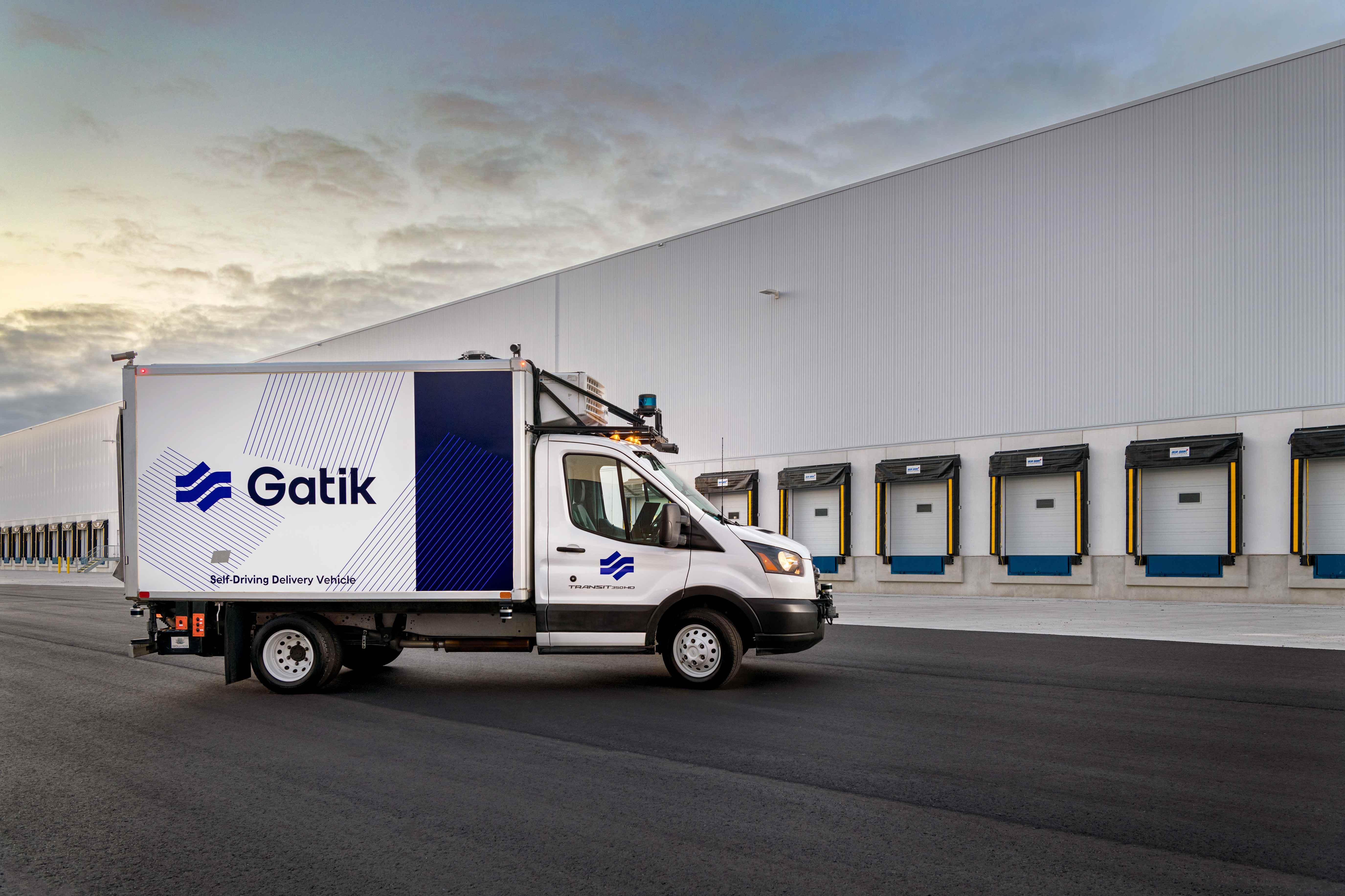 Gatik Raises $25m Series A Funding Round