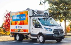 Walmart and Gatik Go Fully Driverless in Arkansas